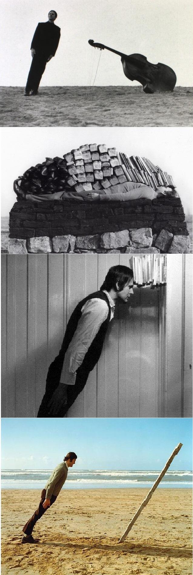 Sigurður Guðmundsson: Planking since the 70s.
