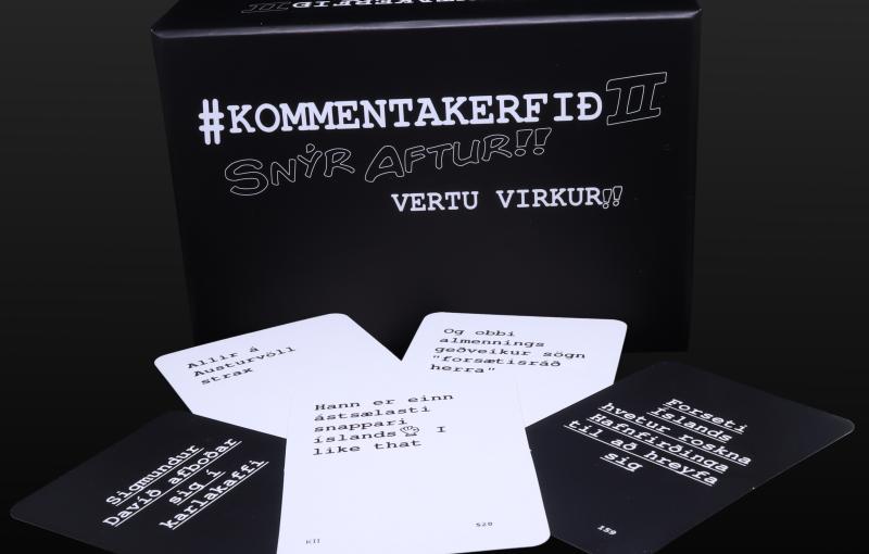 Kistan og #Kommentakerfið II