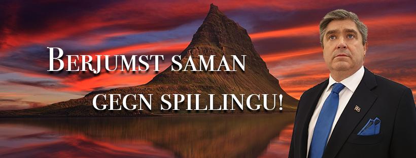 Ónáttúruleg náttúra Guðmundar Franklín