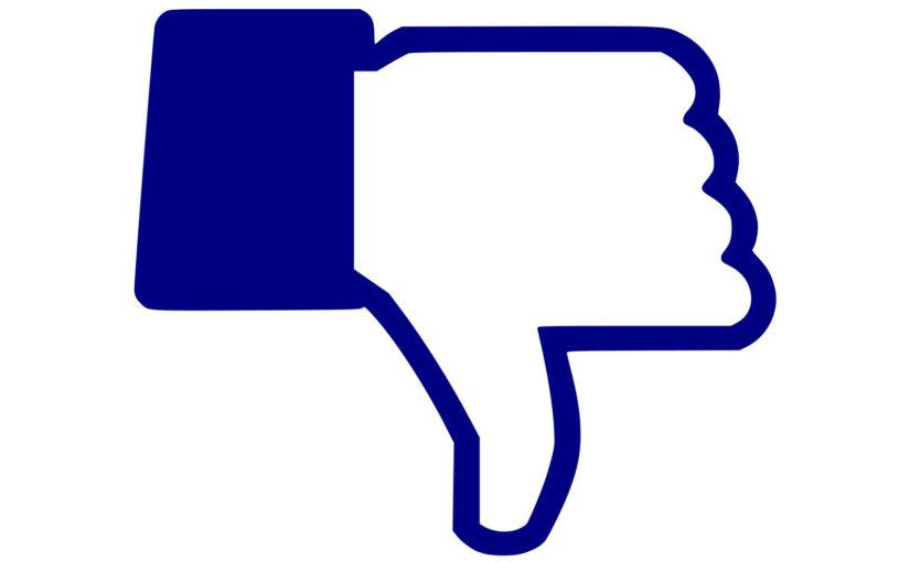 Facebook óvinátta mín