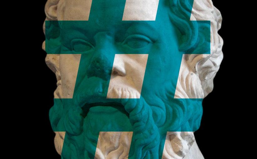 Enginn Sókrates á Twitter